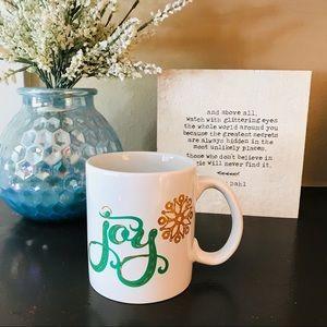 Joy Ceramic Mug